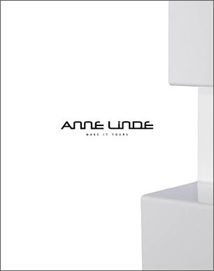 Anne Linde Katalog forside